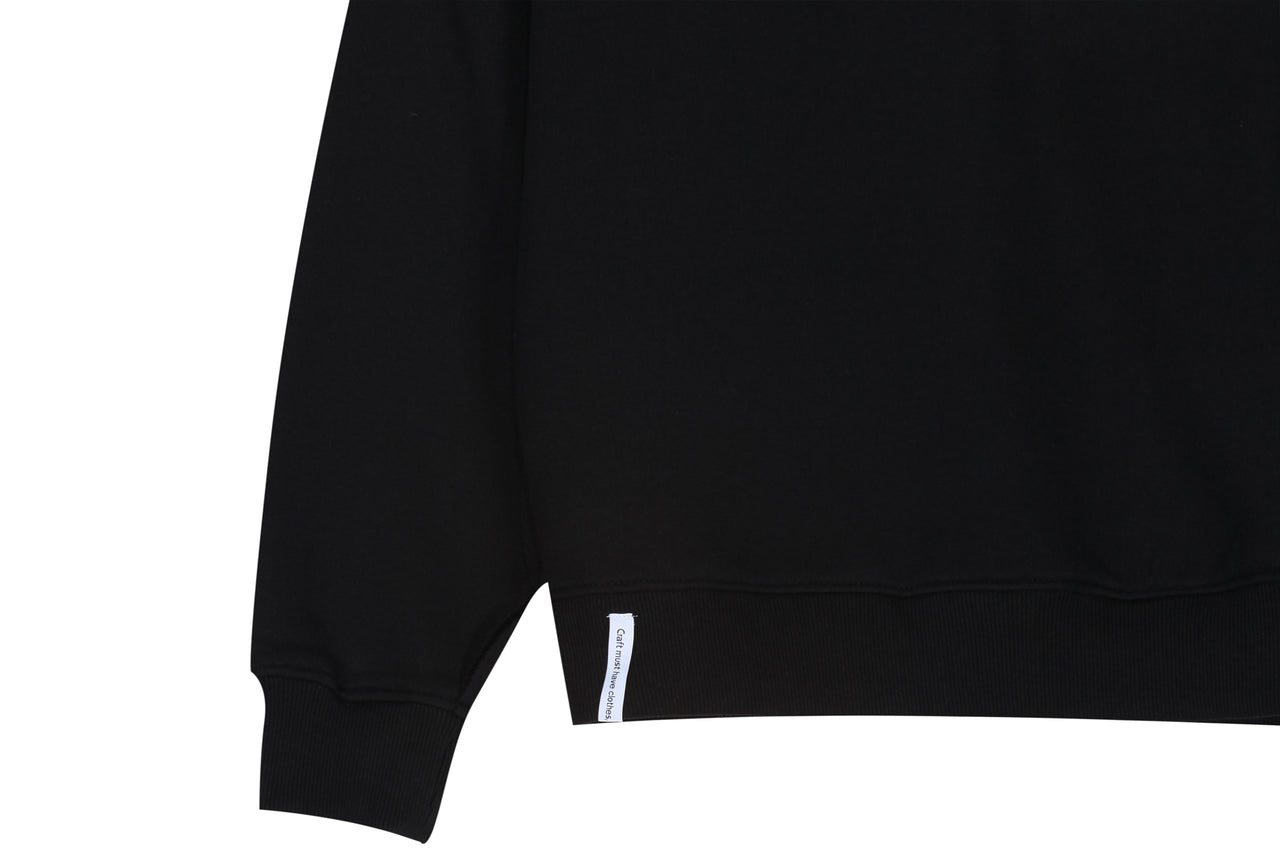Akasix No FRGMT Patch Sweatshirt x Jamie Reid x Fragment