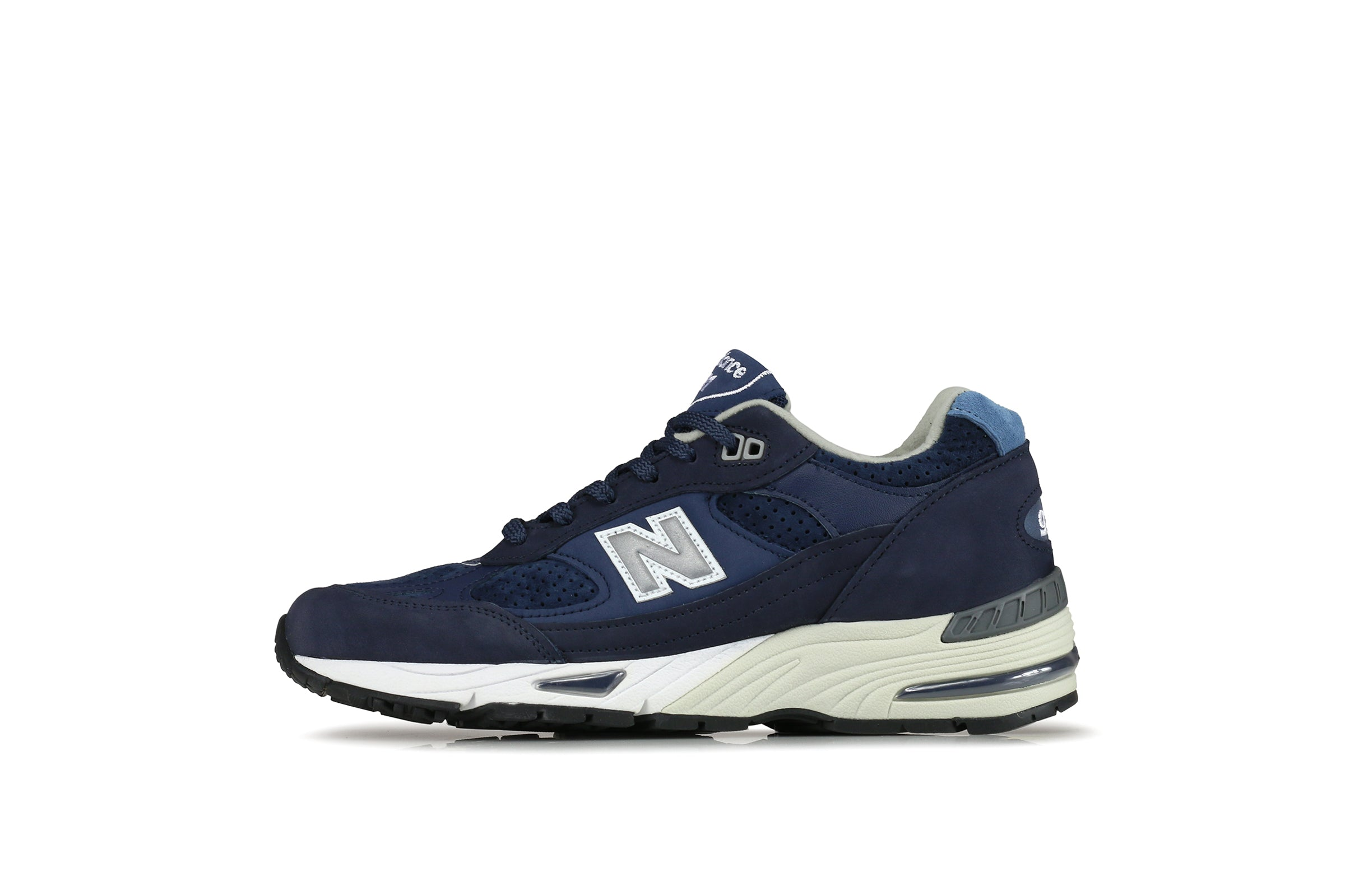 "New Balance M991NVT ""Bluesman"""