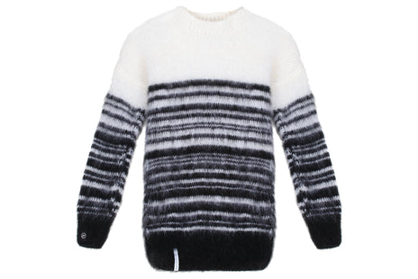 Akasix Mohair Knit Scrap Sweat x Jamie Reid x Fragment