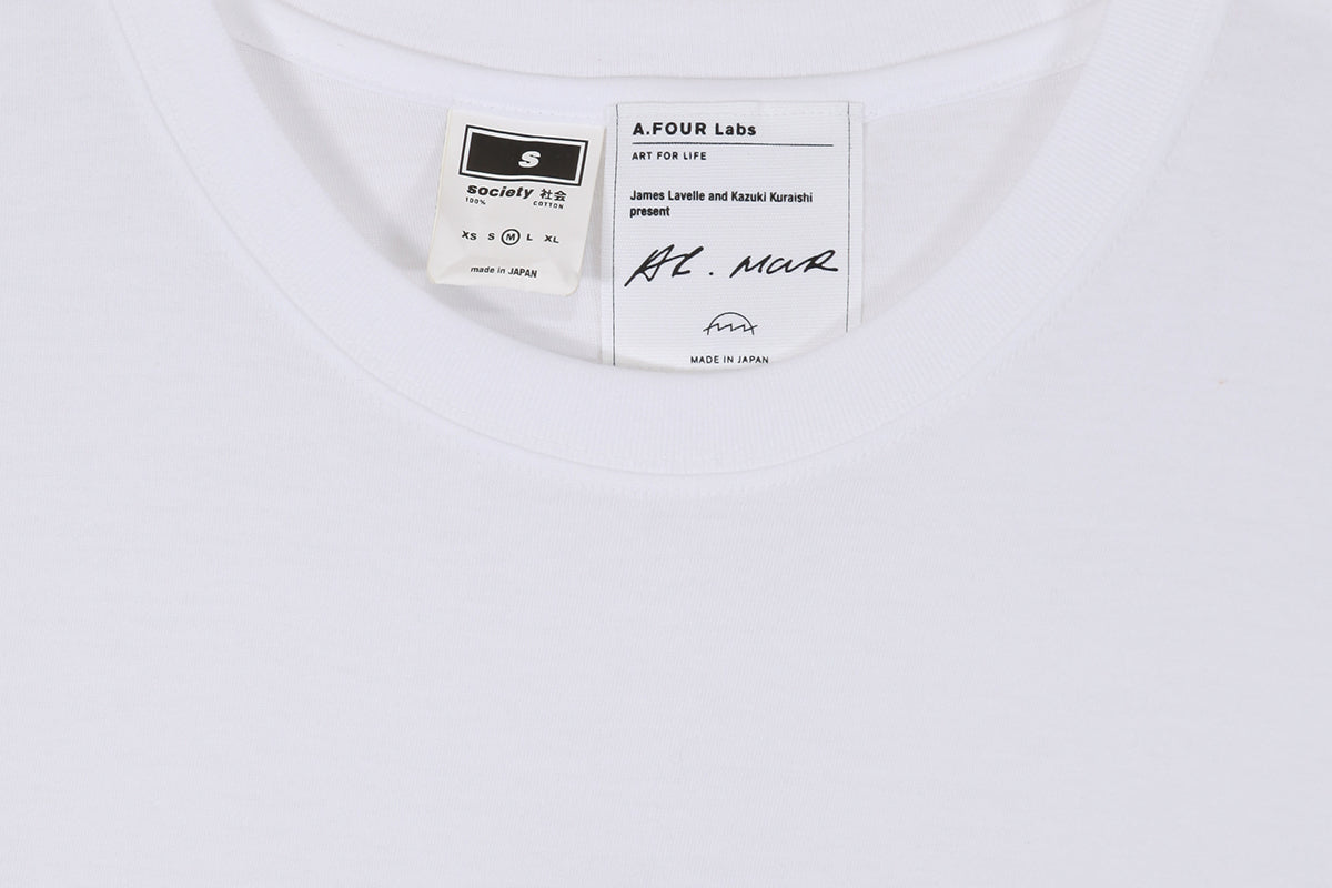 A.Four x Unkle Point Man Tee