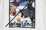 Soulland Collage Pocket Tee x Numbers