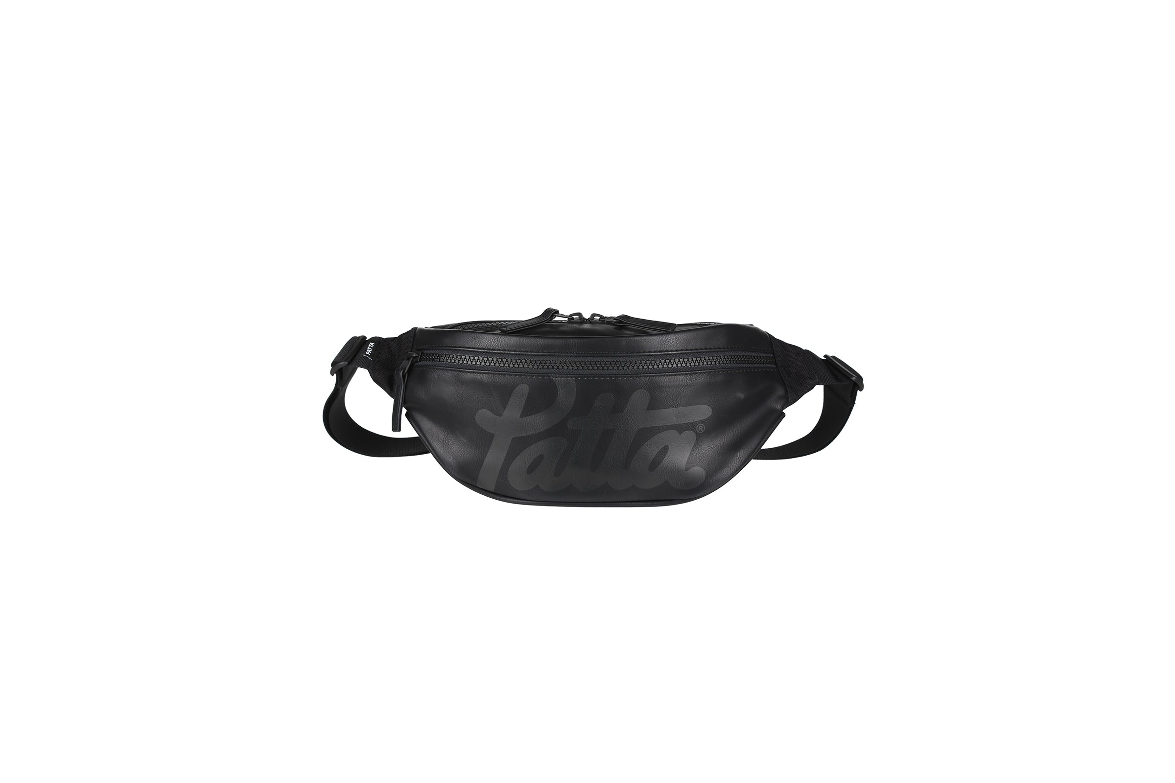 Patta Faux Leather Waistbag