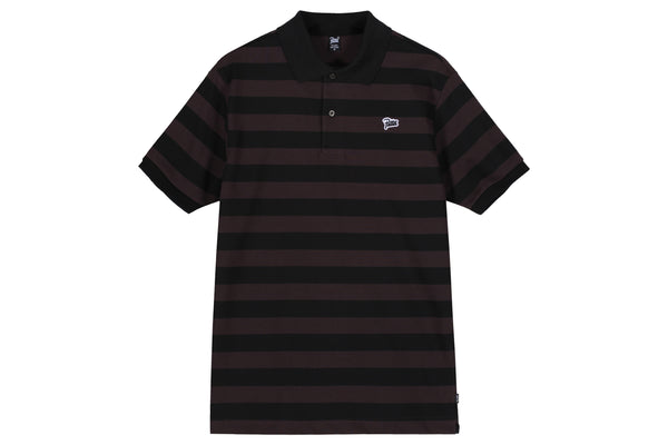 Patta SS Striped Polo