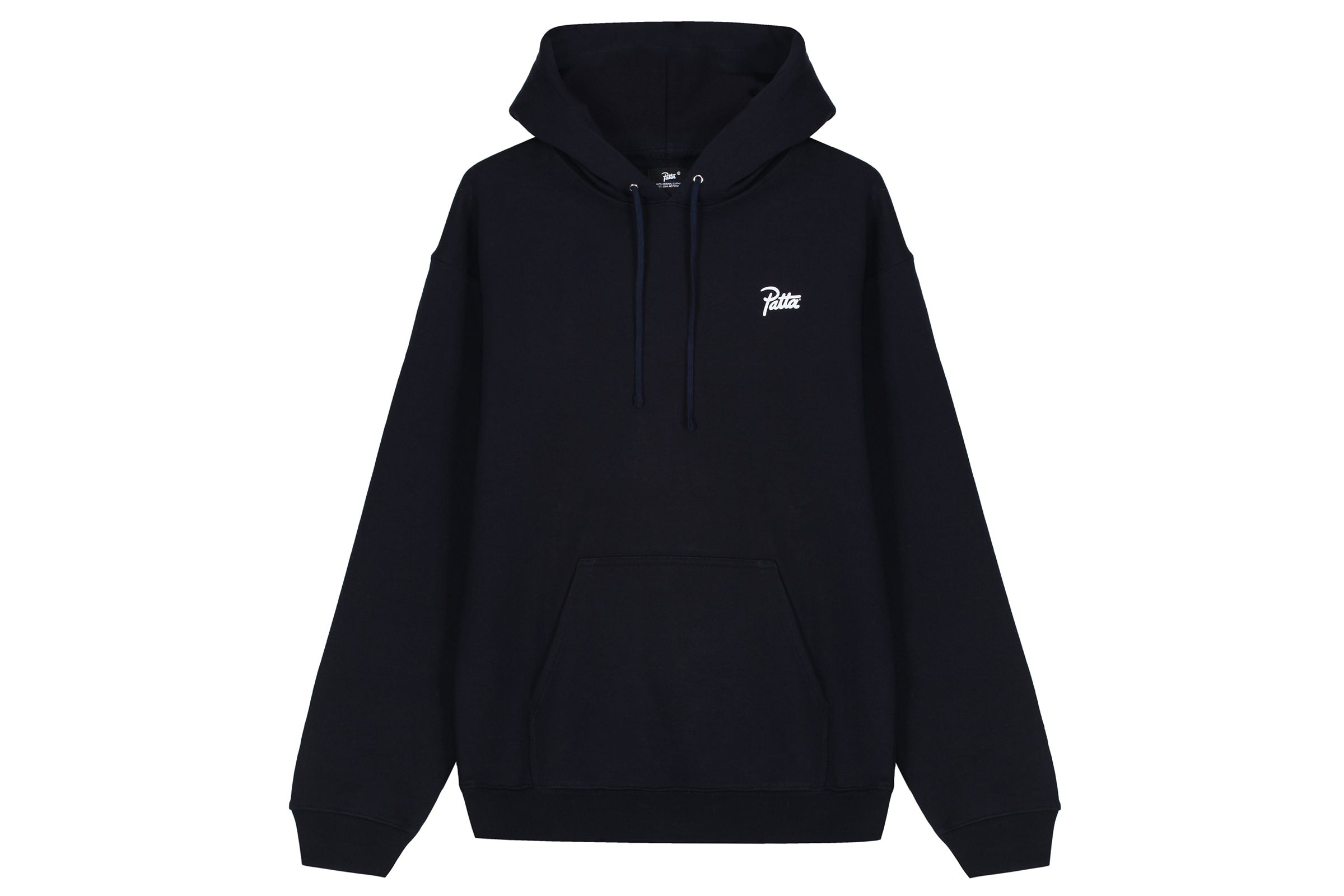 Patta Webbed Hooded Sweater