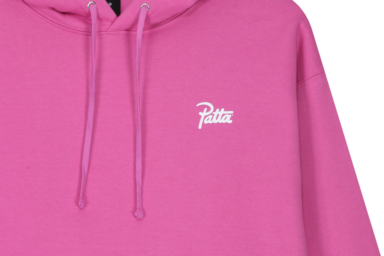 Patta Life Lessons Hooded Sweater