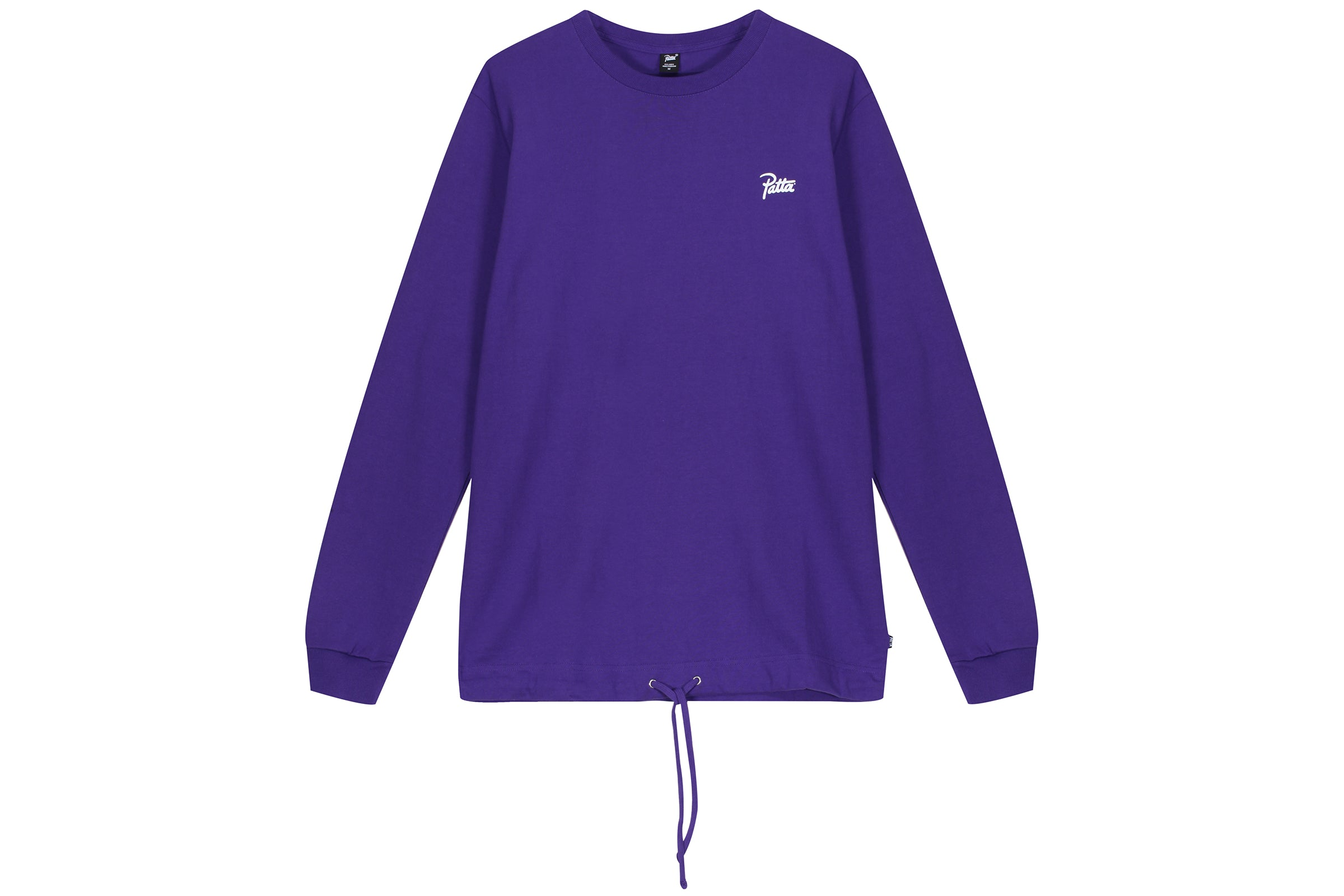 Patta Athletic Cord LS Top