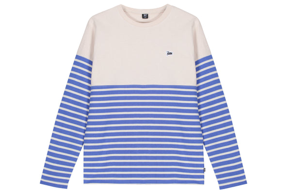 Patta Striped Heavy LS Tee