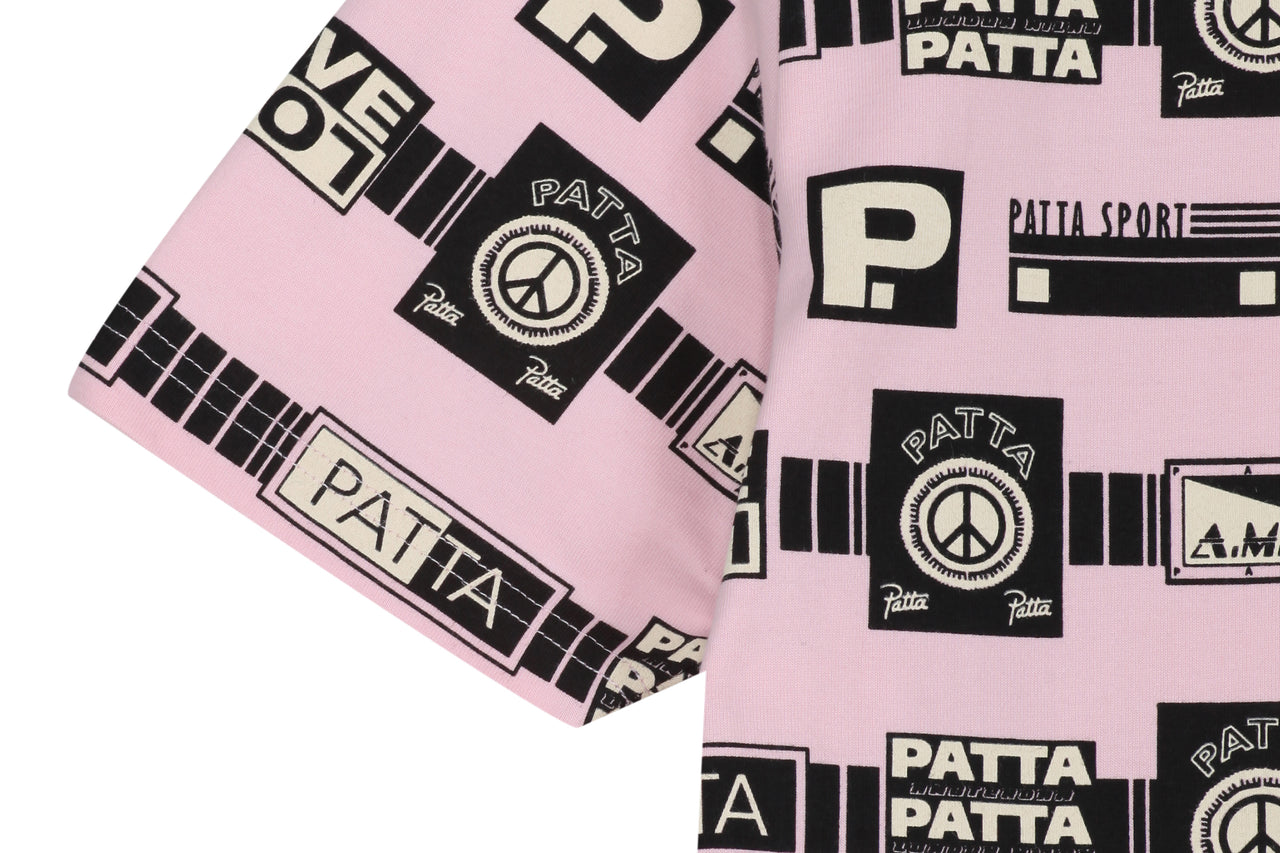 Patta Mix Tape SS Polo