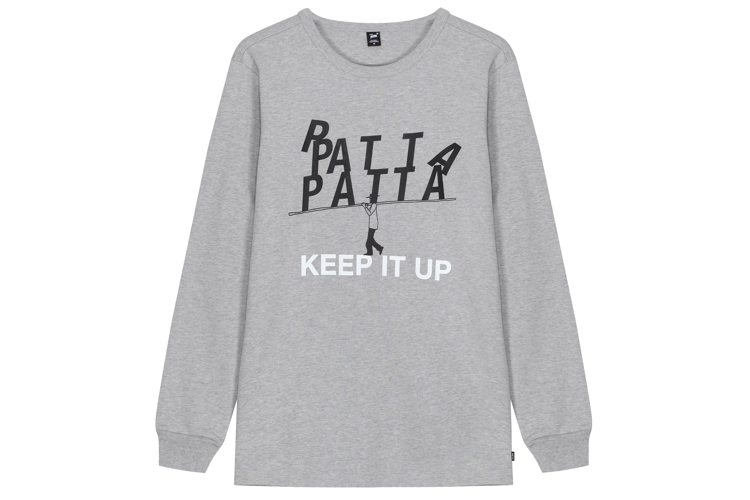 Patta Keep It Up Heavy LS Tee