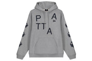 Patta Sun God Hooded Sweater