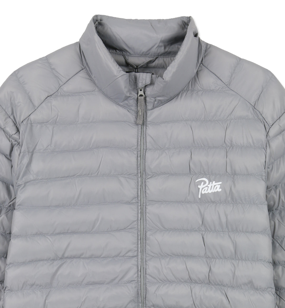 Patta Chest Logo Light Insulated Jacket