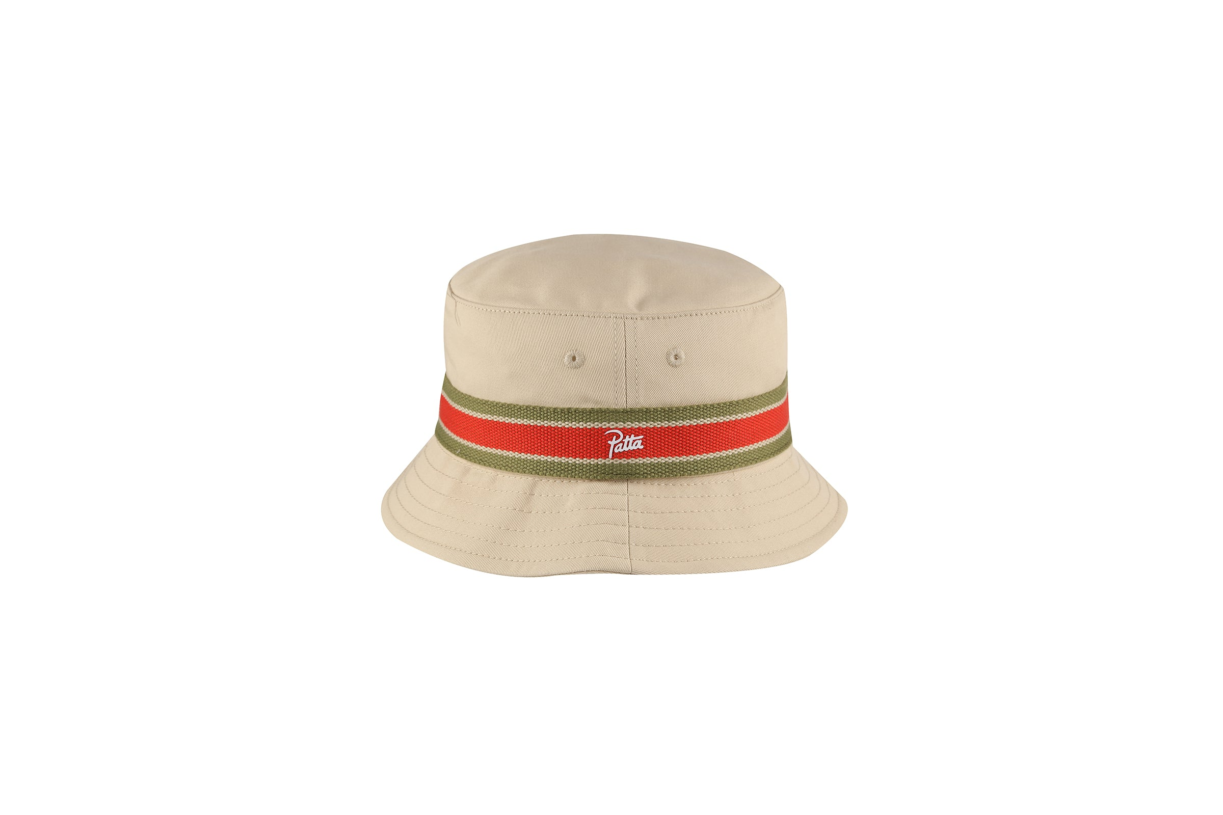 Patta Twill Bucket Hat