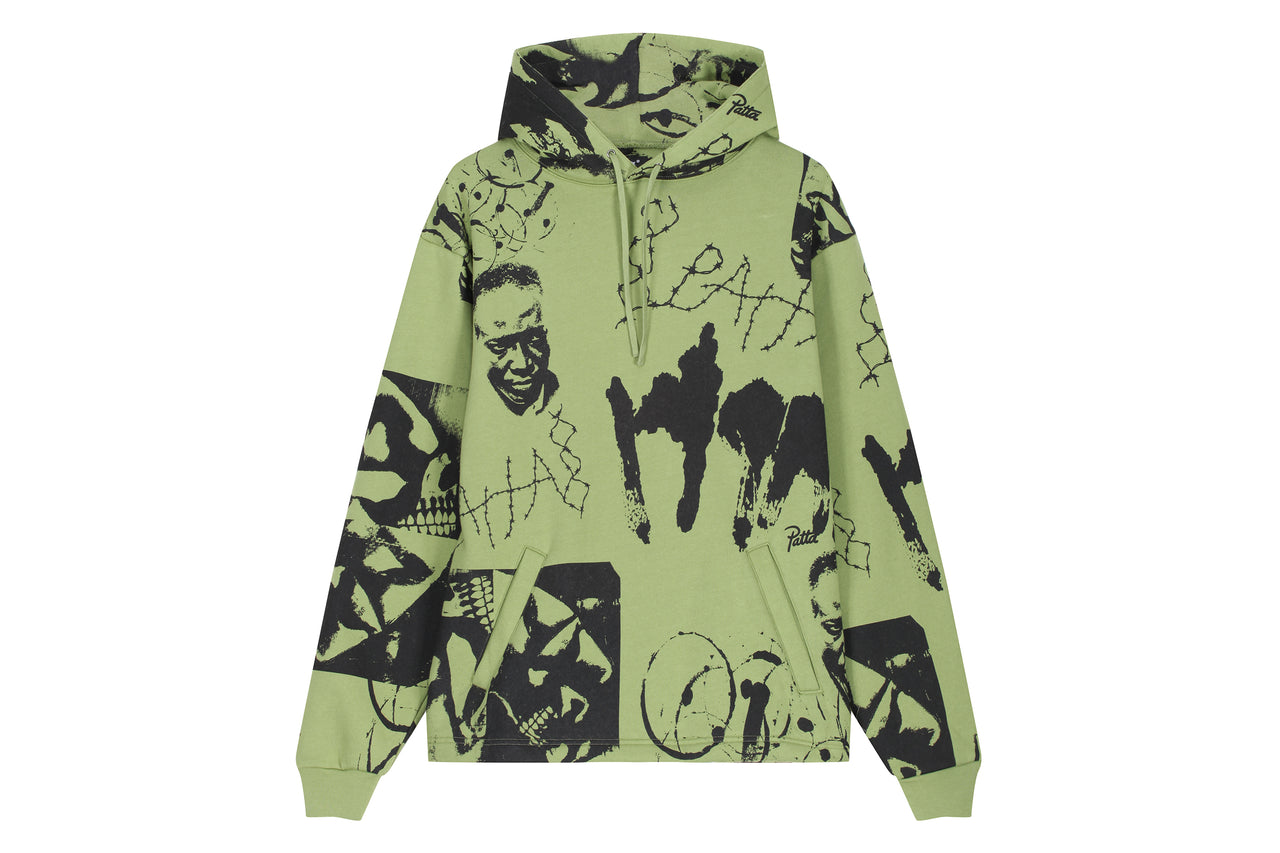 Patta Xerox Hooded Sweater