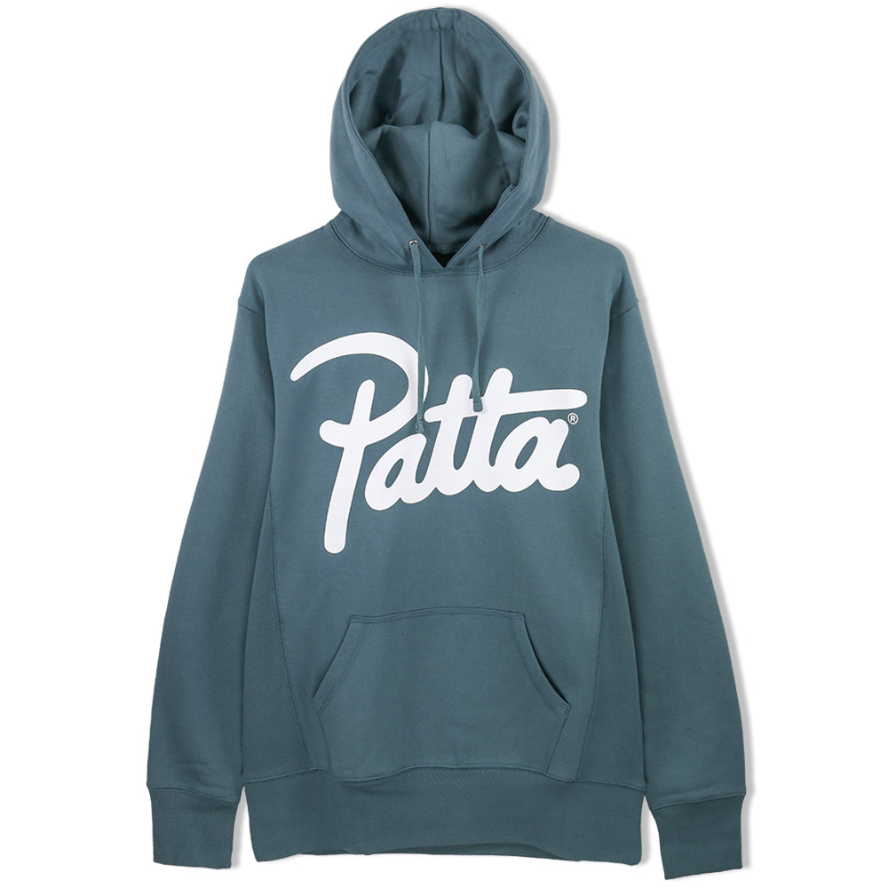 Patta FW17 Script Logo Hooded Sweater