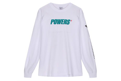 Powers Logo LS Tee
