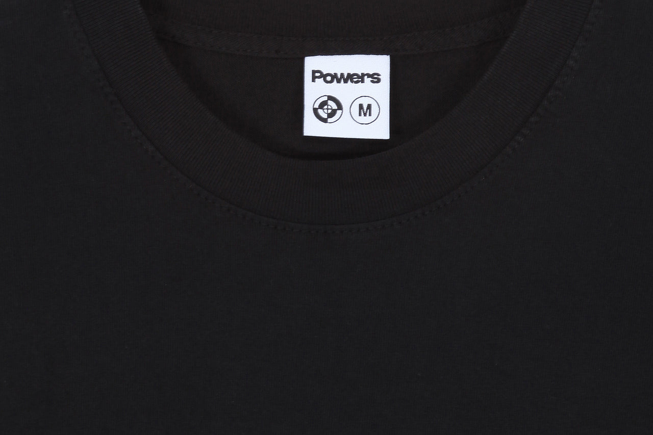 Powers Logo Tee