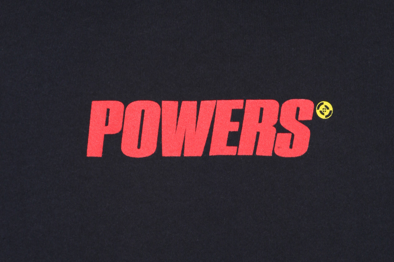 Powers Spellout Pullover Hoodie