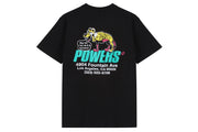 Powers Hyena Shop Tee