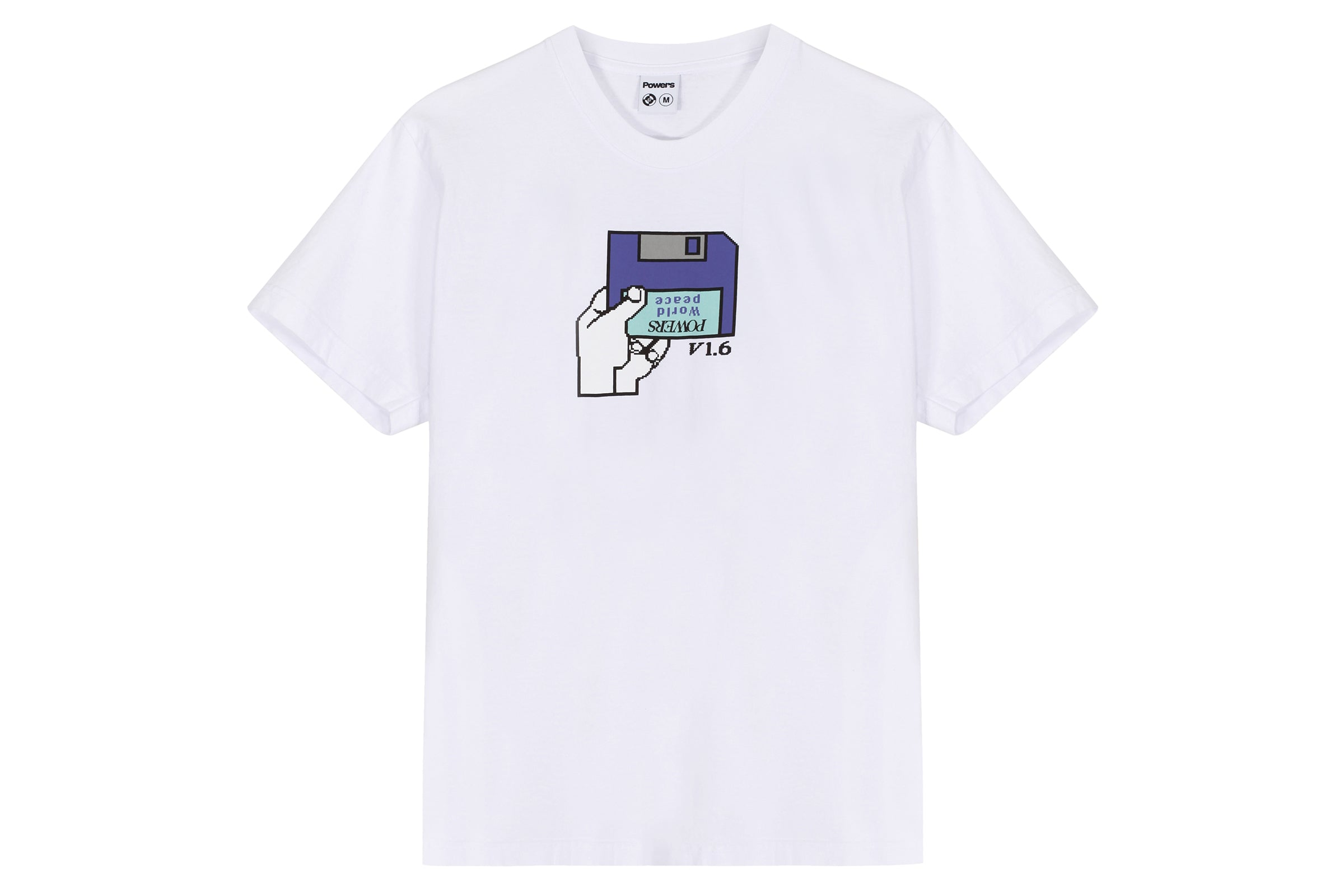 Powers Floppy Tee