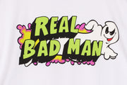 Real Bad Man F U Ghost Tee