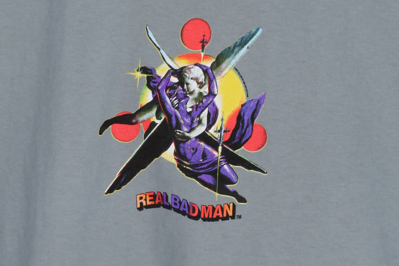 Real Bad Man Angels In Love Tee