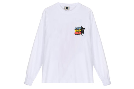 Real Bad Man Driver LS Tee
