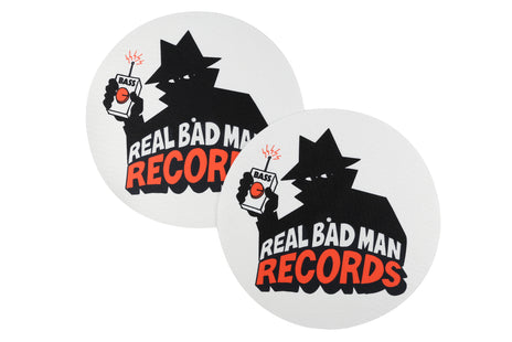 Real Bad Man Record Slipmat