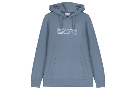 Hanon 3D Outline Hooded Sweatshirt