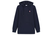 Hanon Flame Badge Hooded Sweatshirt