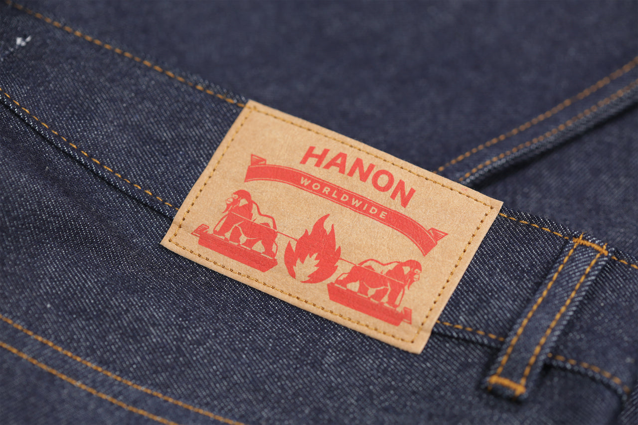 Hanon Ray Selvage Jeans