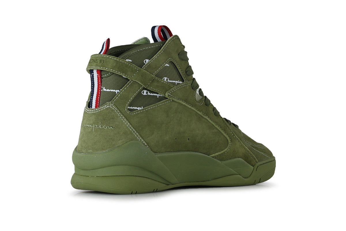 Champion Zone 93 High Suede