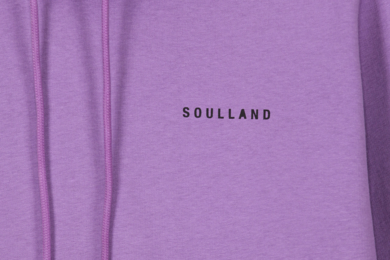 Soulland Wallance Hooded Sweatshirt