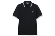 Fred Perry Pay Attention Pique Shirt x Barney Bubbles