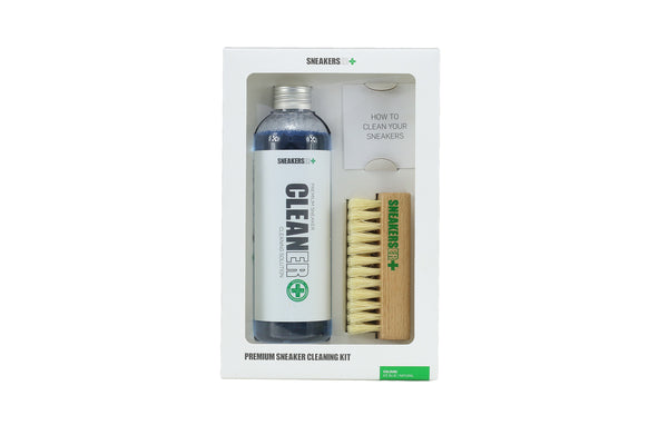 Sneakers ER Cleaning Solution 250ml & Brush Kit