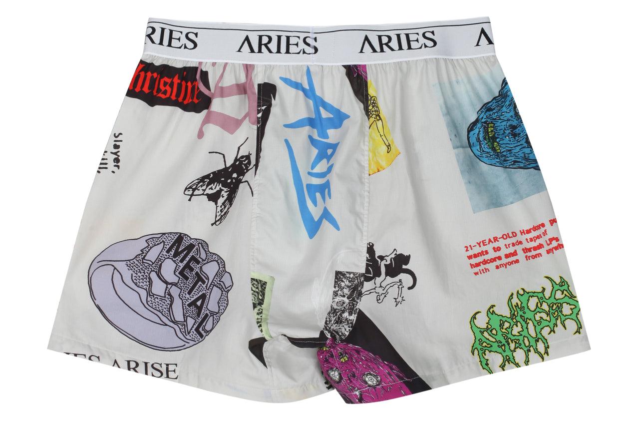 Aries Thrasher Boxer Shorts
