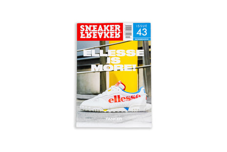 Sneaker Freaker Magazine Issue 43 Cover 1