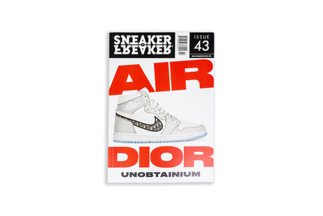 Sneaker Freaker Magazine Issue 43 Cover 2