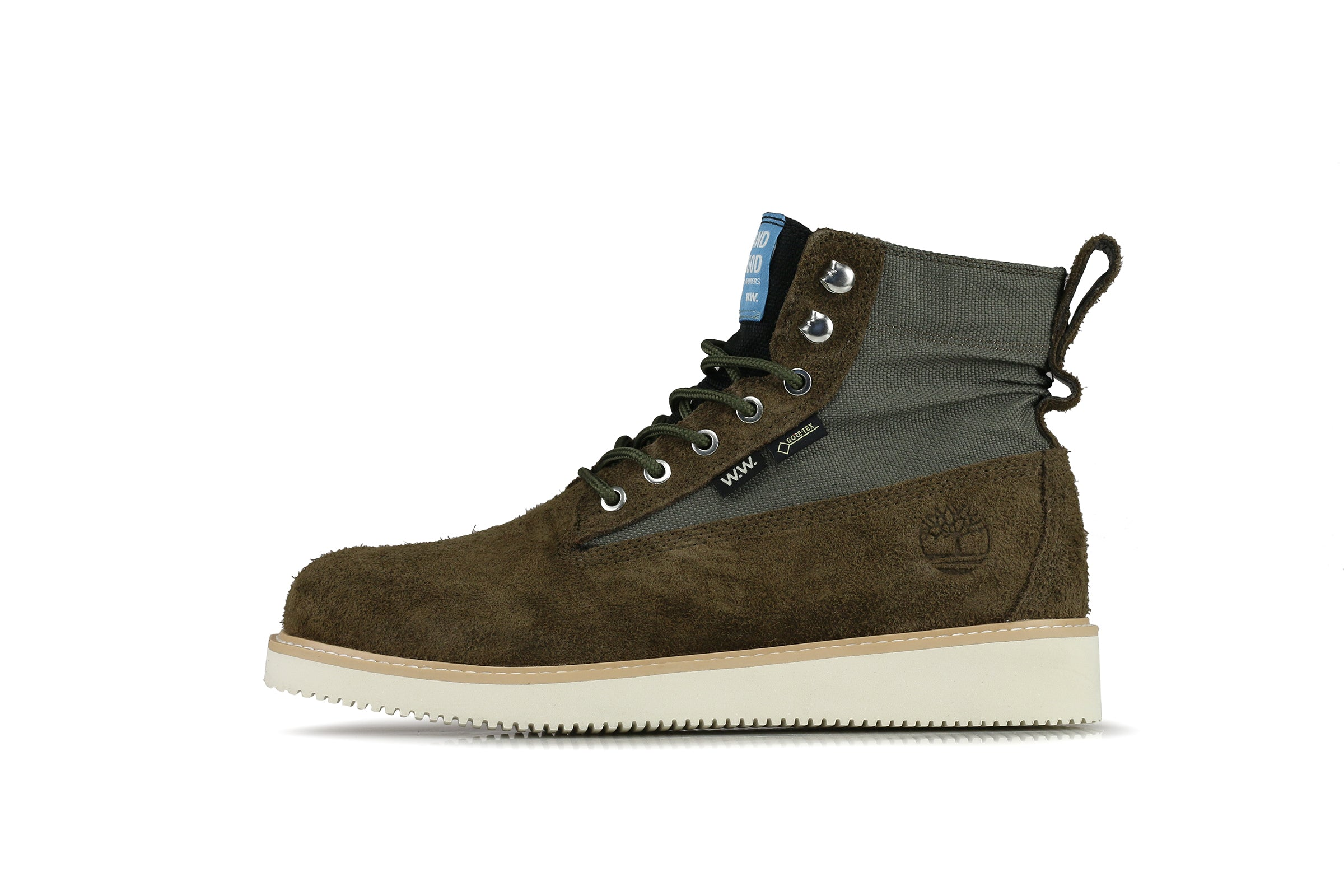 Timberland Madness 6 Inch Wedge x Wood Wood