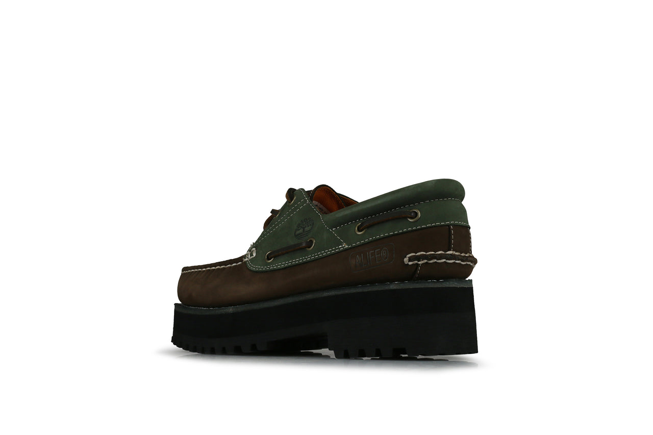 Timberland Handsewn Authentic 3-Eye Lug x Alife