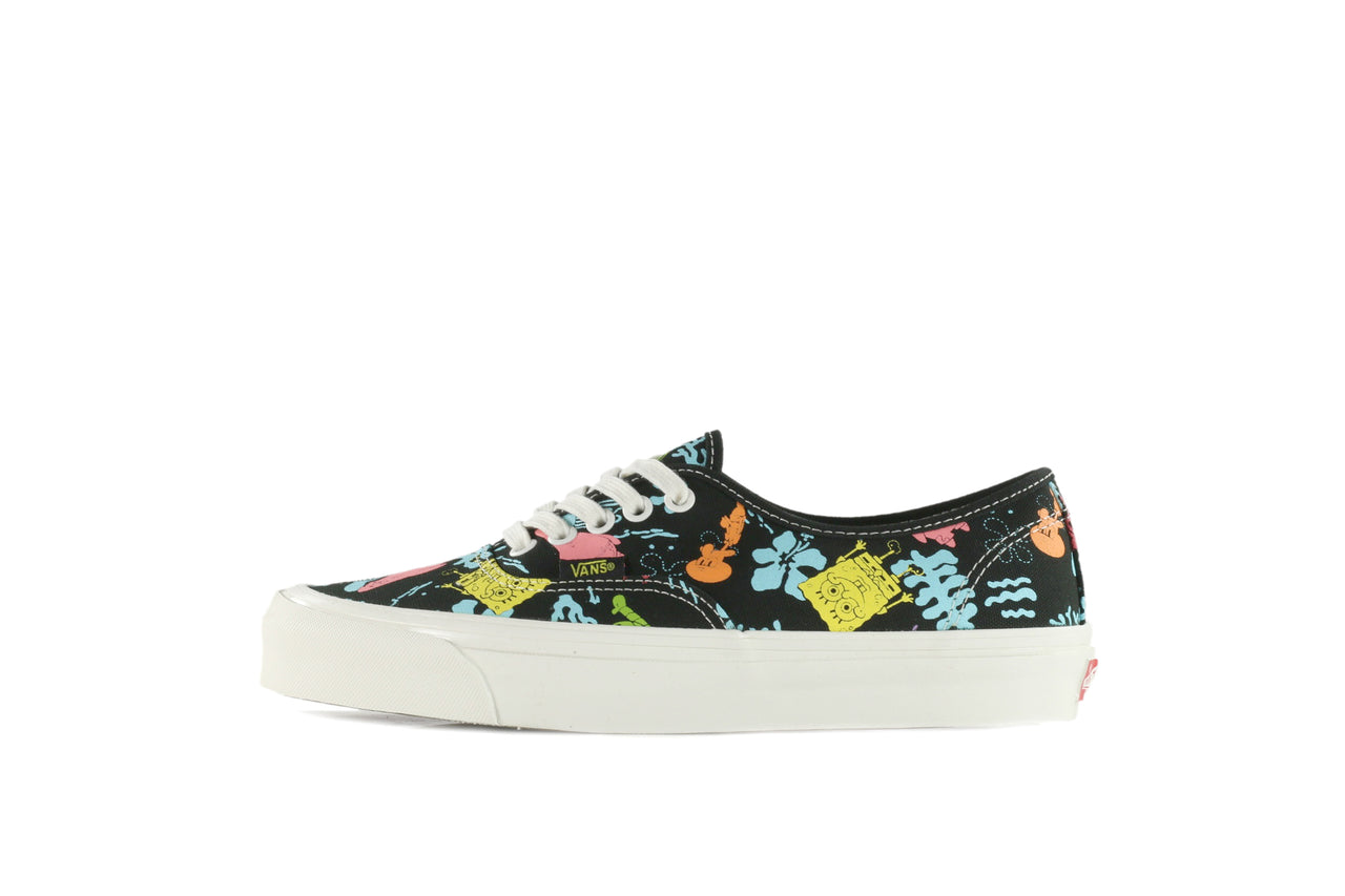 Vans Vault UA OG Authentic LX x Spongebob