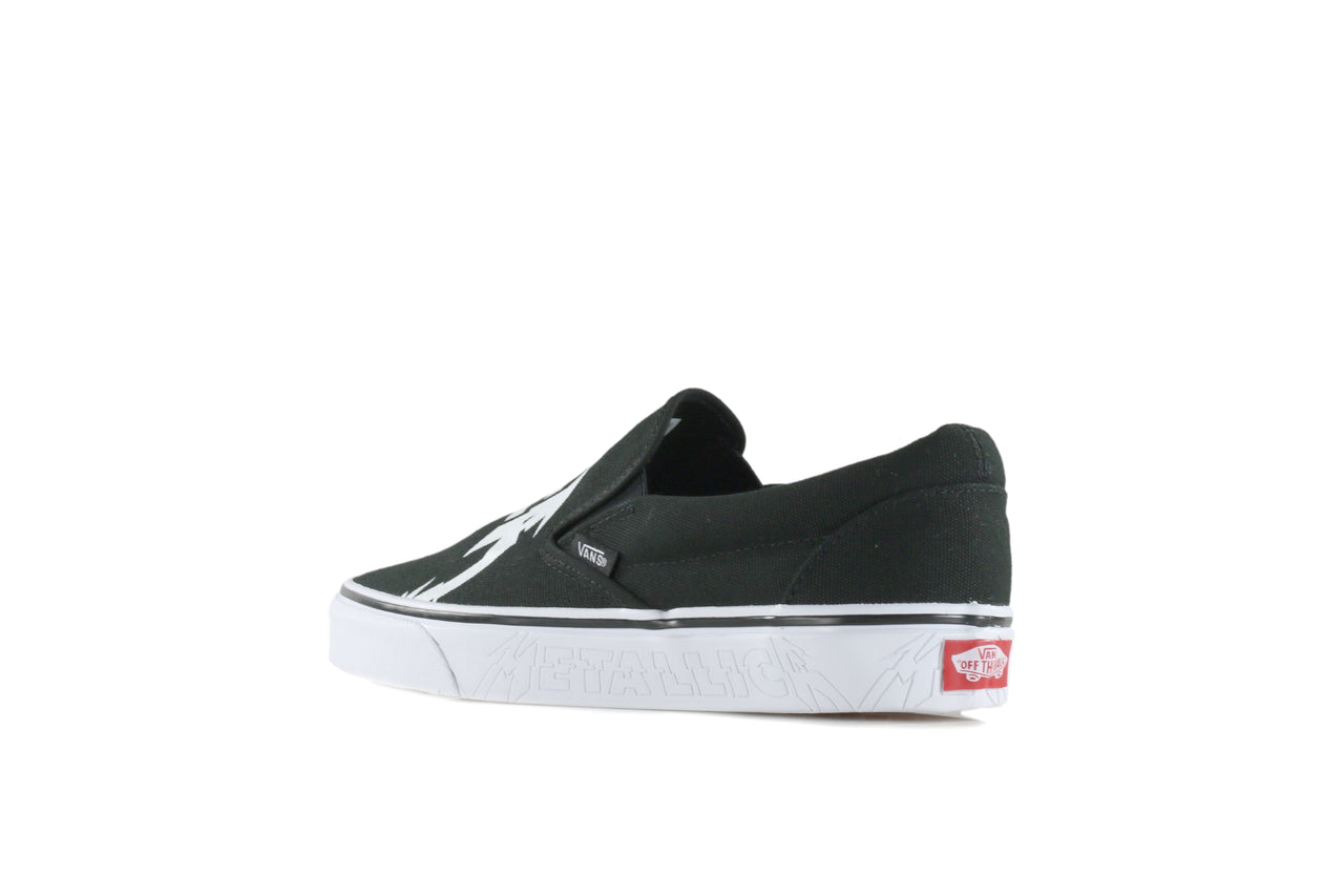 Vans Classic Slip-On x Metallica