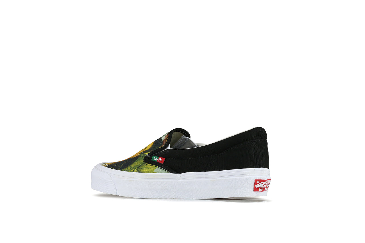 Vans Vault Womens OG Slip-On LX x Frida Kahlo