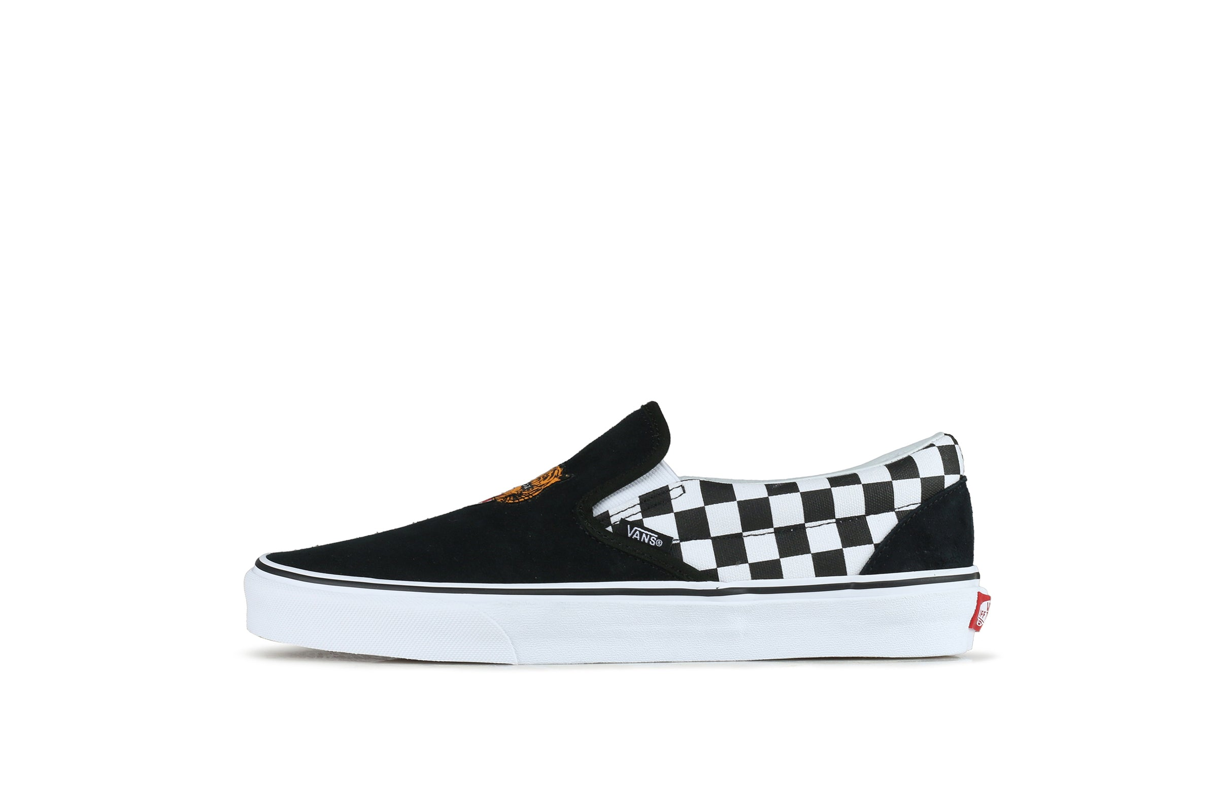 Vans Vault UA Classic Slip-On Tiger Check