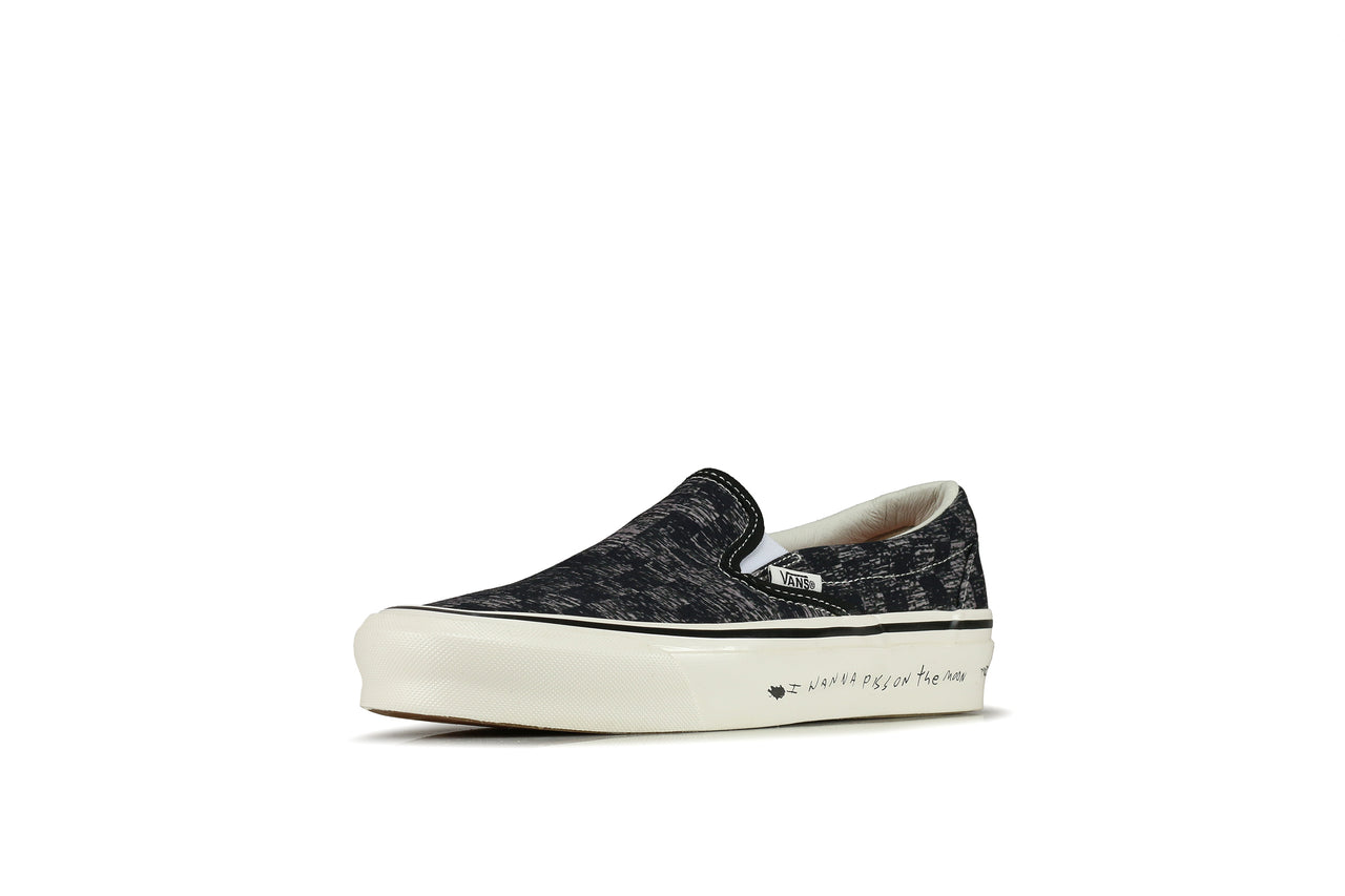 Vans Vault UA OG Classic Slip-On LX x Jim Goldberg