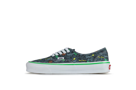 "Vans Vault UA OG Authentic LX x Fergus Fergadelic Purcell ""Acid Wash"""
