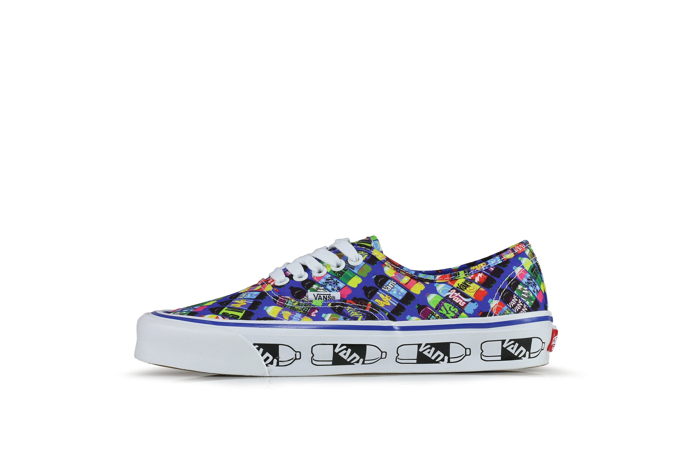 "Vans Vault UA OG Authentic LX x Fergus Fergadelic Purcell ""Corner Shop"""