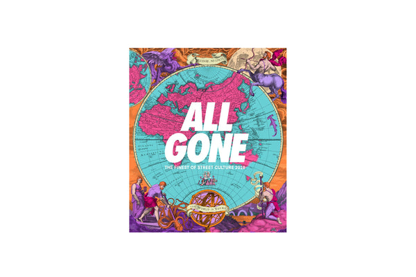 "All Gone Book 2018 ""Diamonds Water Edition"""