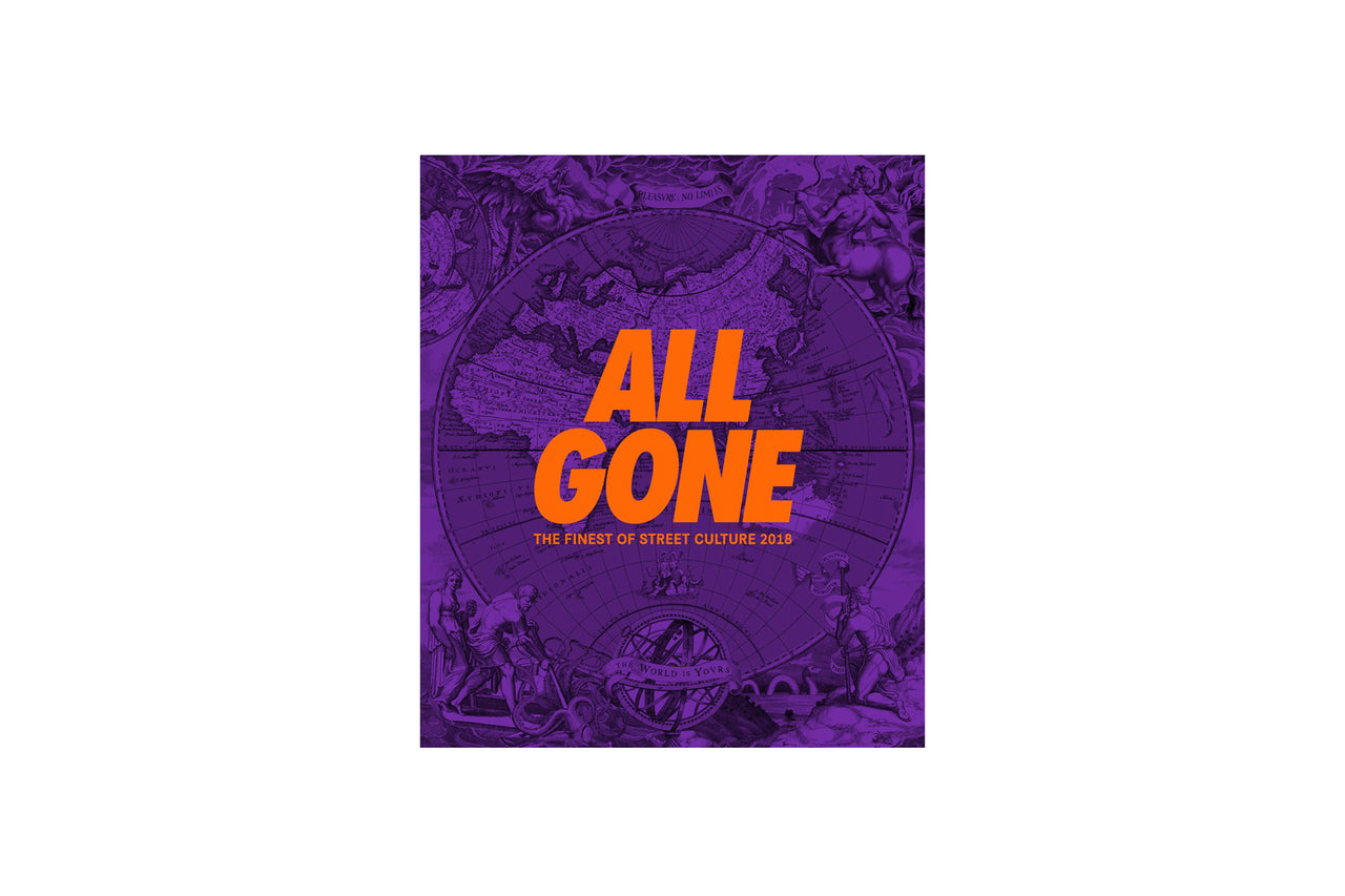 "All Gone Book 2018 ""Purple Reign Edition"""