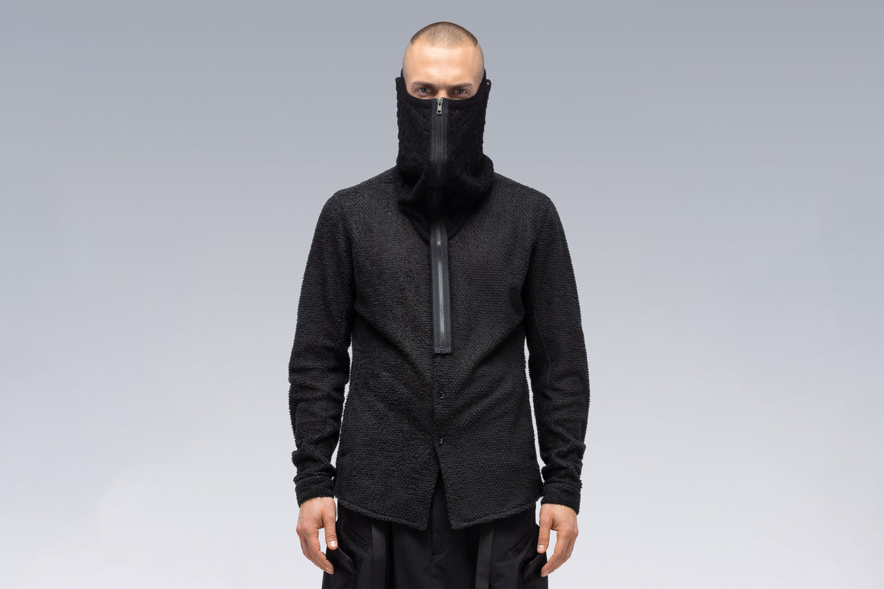 Acronym NG4-AK Zippered Cashllama Neck Gaiter
