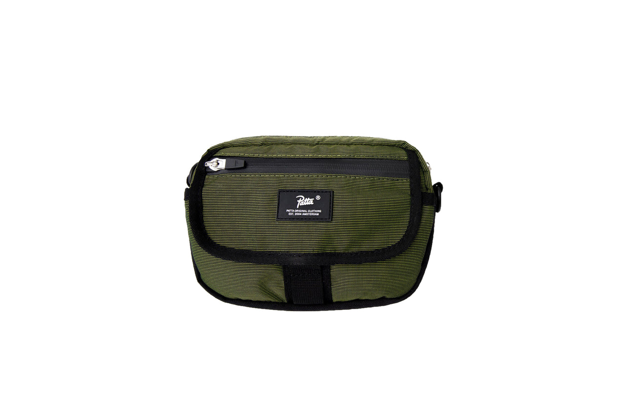 Patta Hi-Vis Cross Body Bag